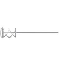 Миксер для краски и строительных смесей, шестигранный хвостовик, 100х600 мм