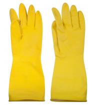 Перчатки латексные (с внутренним напылением), размер S