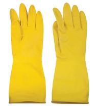 Перчатки латексные (с внутренним напылением), размер M