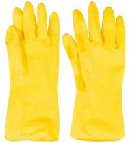 Перчатки латексные (с внутренним напылением), размер L