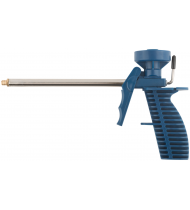 Пистолет для монтажной пены, пластиковый корпус