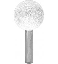 Шарошка абразивная, шар 25 мм