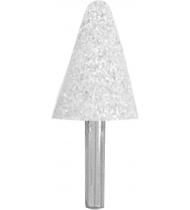 Шарошка абразивная, конус 25х35 мм