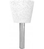 Шарошка абразивная, трапеция 25х20 мм