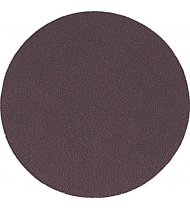 Круги шлифовальные сплошные (липучка), алюминий-оксидные, 125 мм, 5 шт.  Р 80