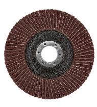 Круг лепестковый торцевой 125 мм  P 80
