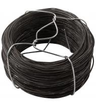 Проволока вязальная черная 0,9 мм x 50 м