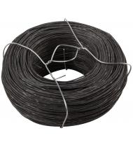 Проволока вязальная черная 0,9 мм x 200 м