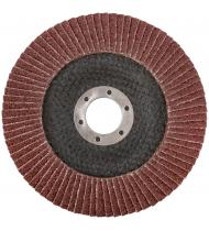 Круг лепестковый торцевой плоский 125 мм  P 36