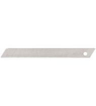 Лезвия для ножа технического  9 мм, 12 сегментов (10 шт.)