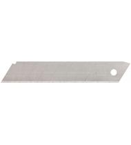 Лезвия для ножа технического 18 мм, 7 сегментов (10 шт.)